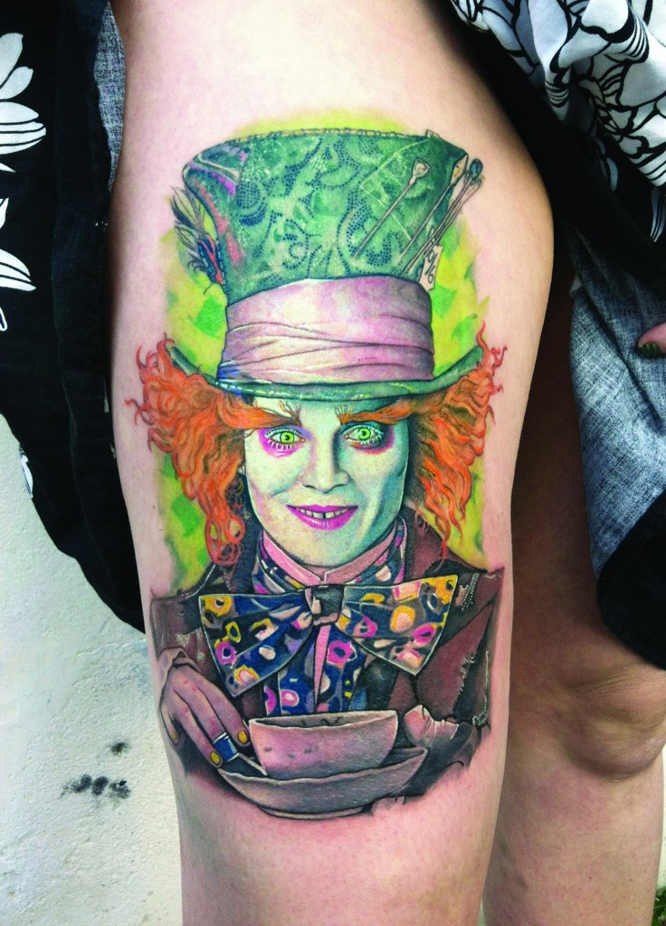 Tim Burton - Mad Hatter