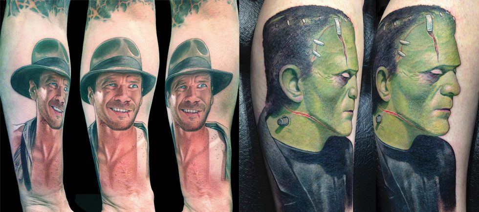 David Corden – The Portrait Tattoo Master