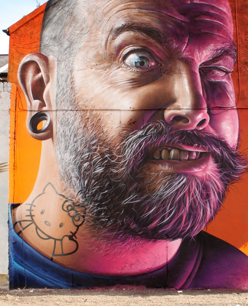 Graffiti by Smug One