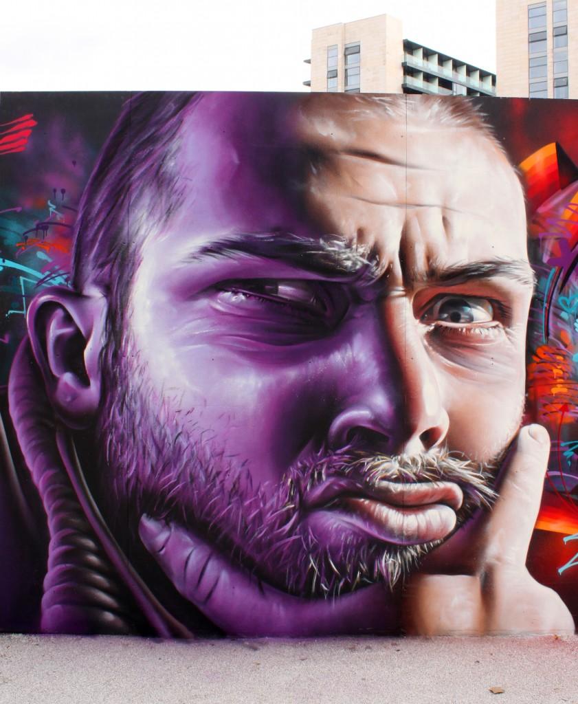Portrait by Smug One