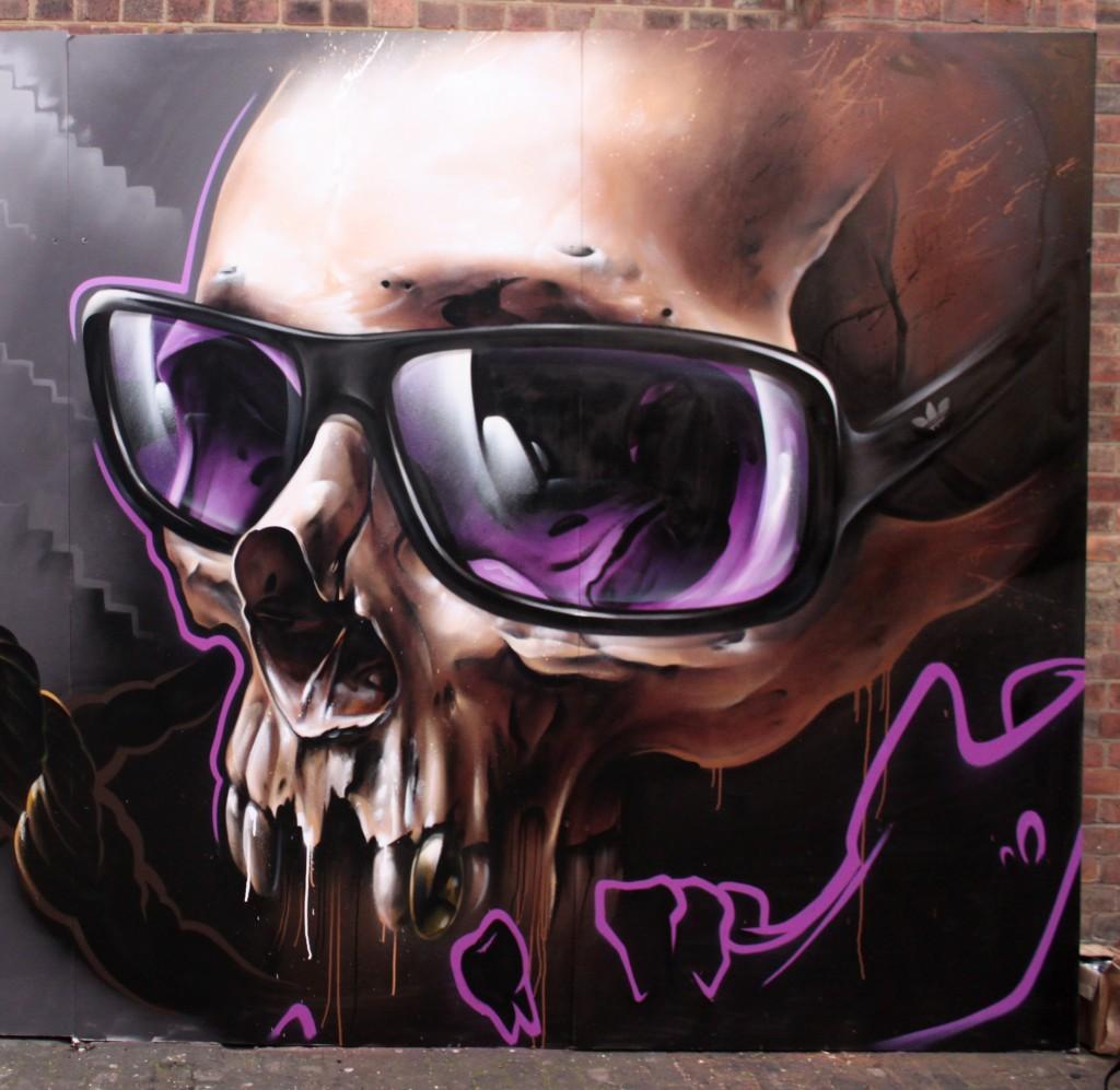 Smug Graffiti