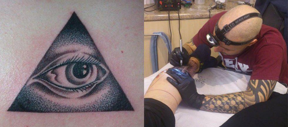 Tattoo Grips 316