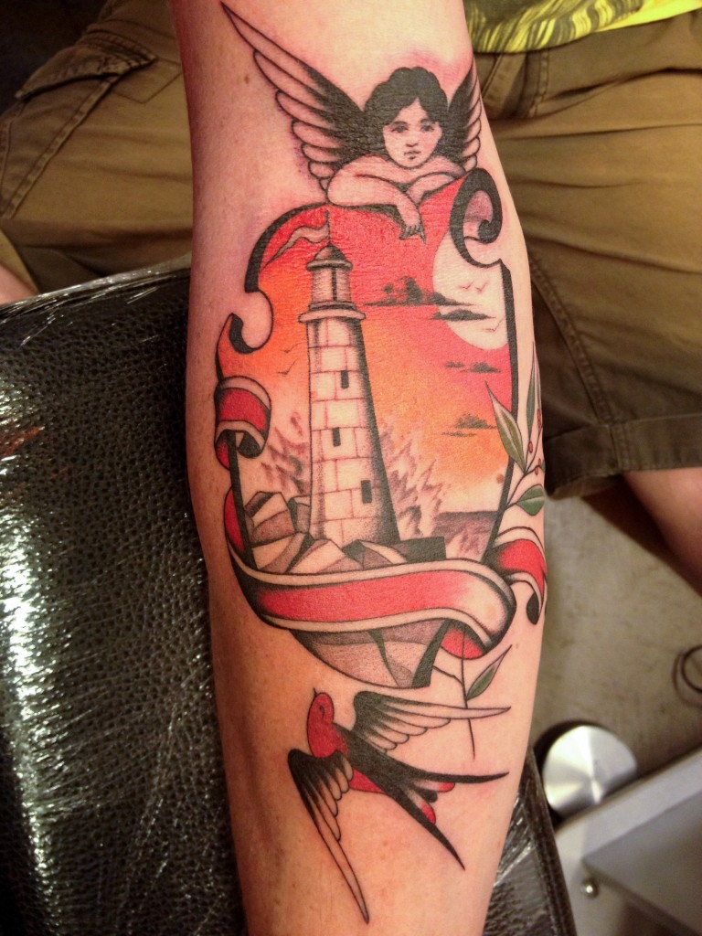 Tattoo by Stizzo