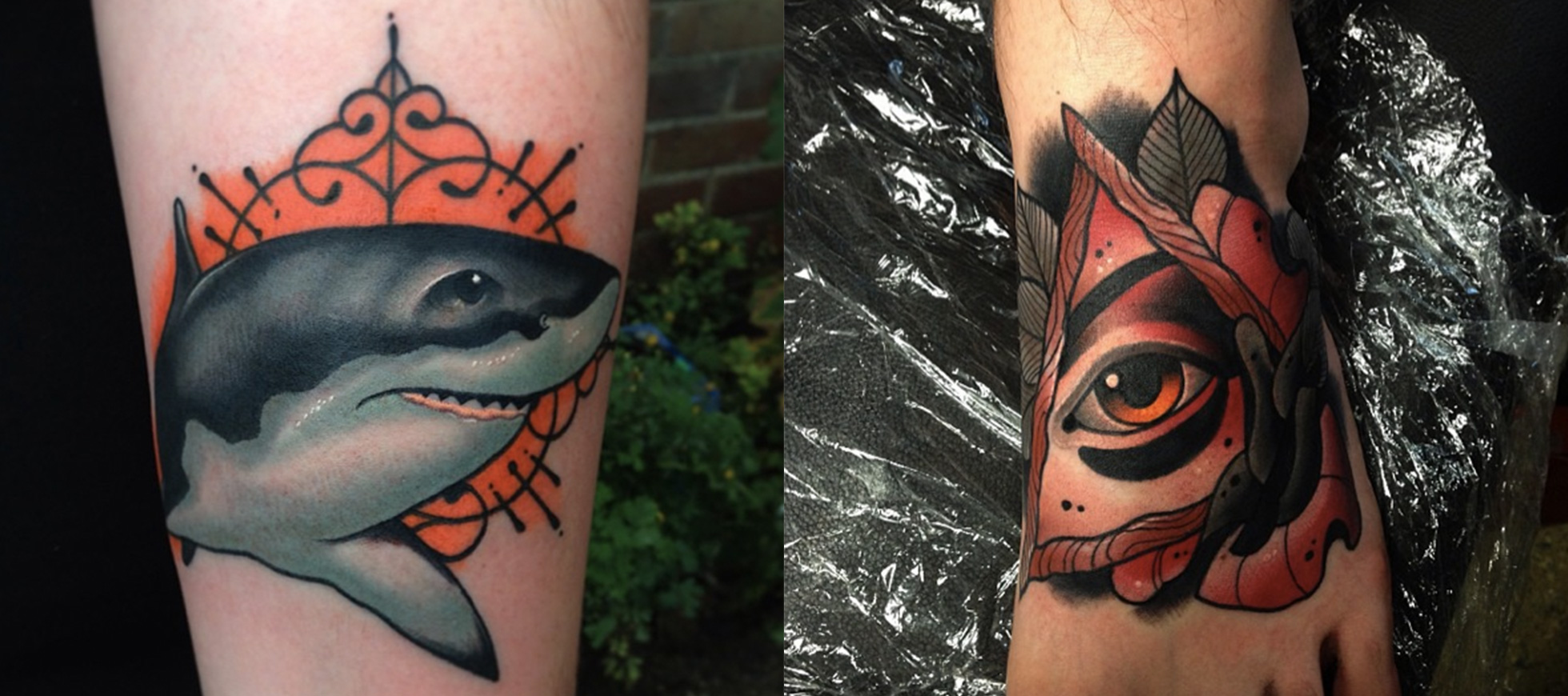 Tattoos By Mike Stockings