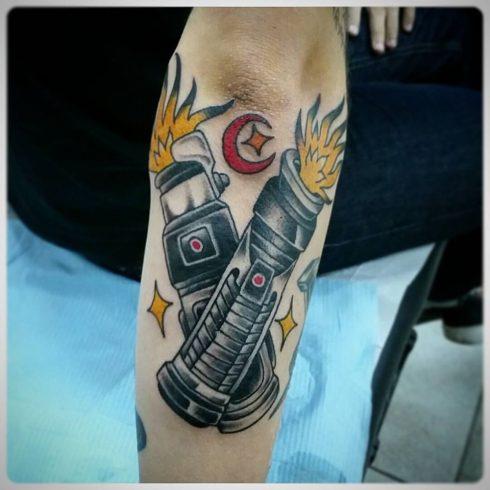 Pedro Soos tattoos