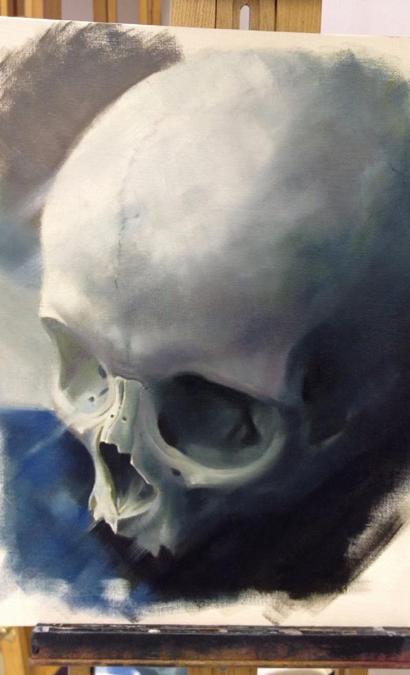 Painting Night Tutorial Immortal Ink 6