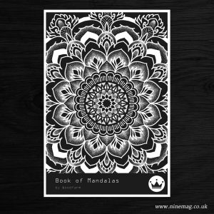 Book Of Mandalas By Woodfarm