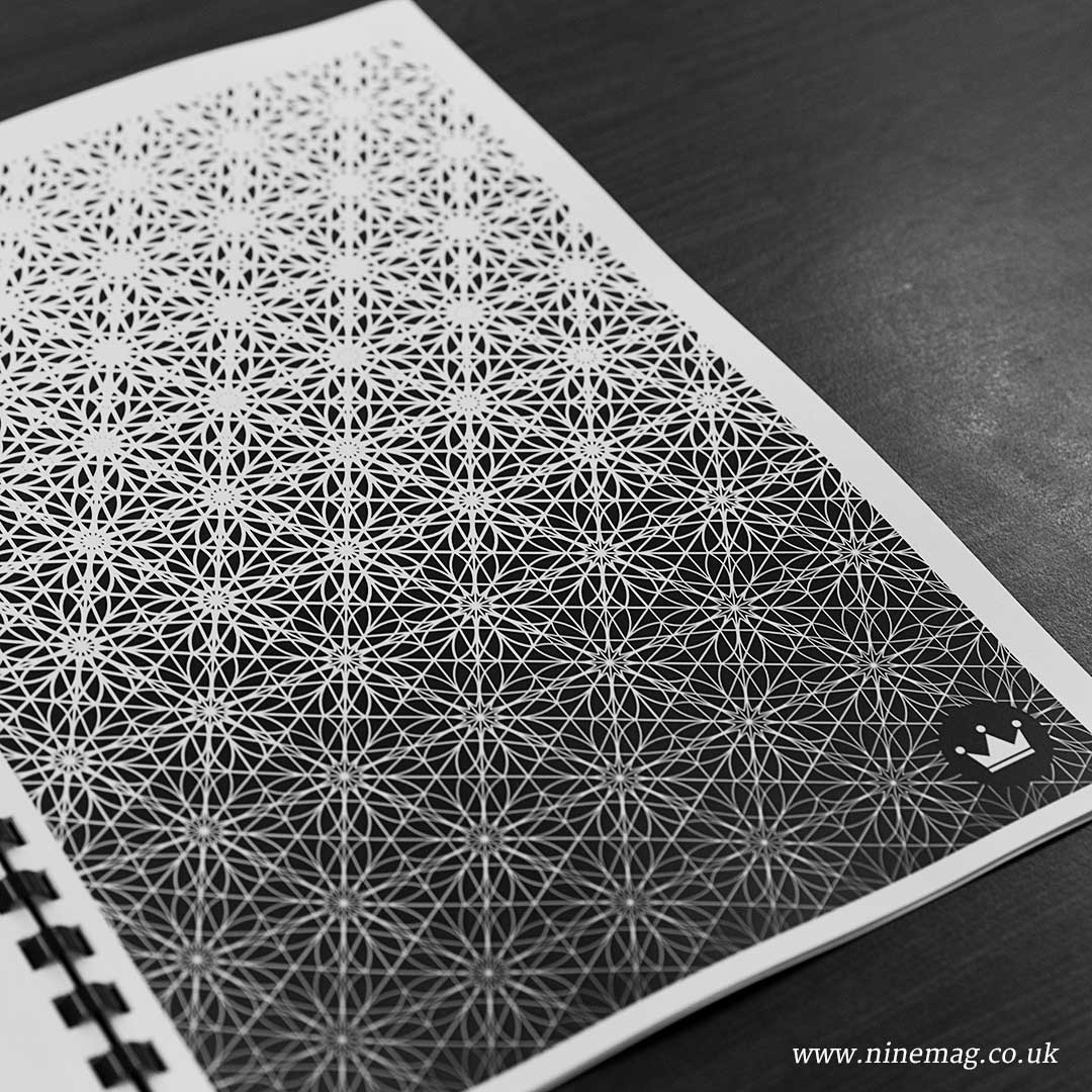 Book of Patterns by Adam Woodfarm 2