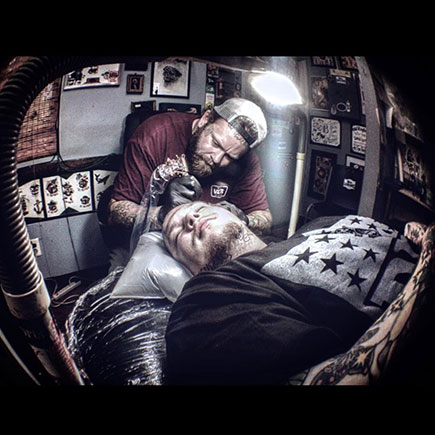 Big Meas Tattooing