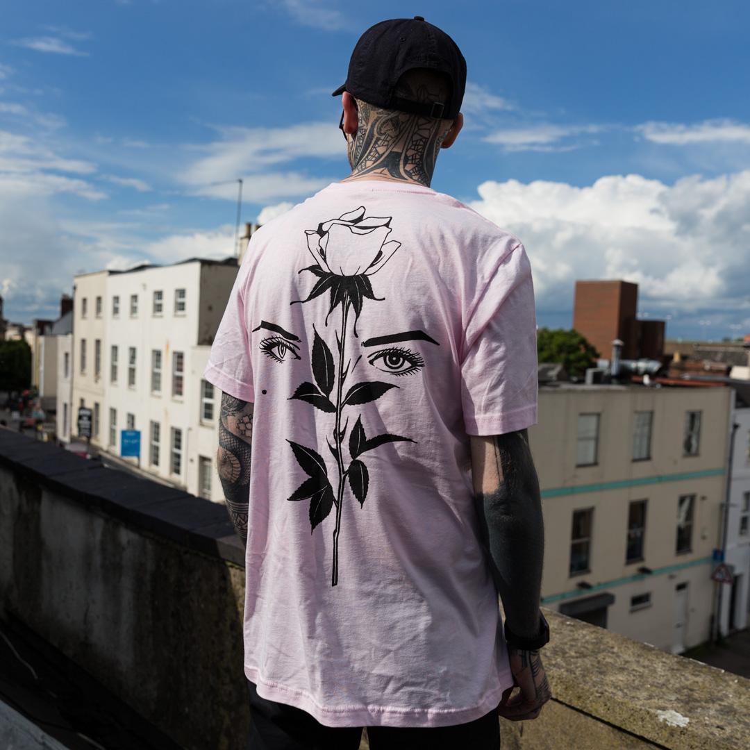 Pink Back 2
