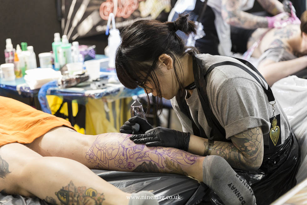 Brighton Tattoo Convention