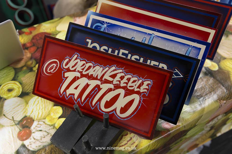 Brighton Tattoo Convention