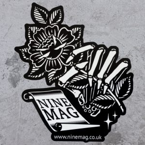 Daggersforteeth Sticker – 20cm