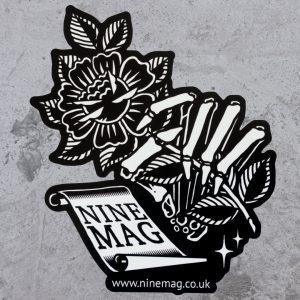 Daggersforteeth Sticker – 20cm