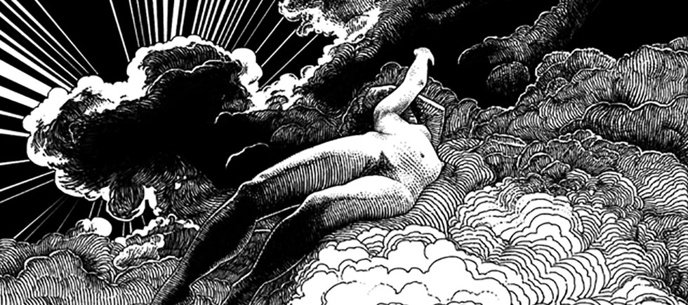 Apollonia Saintclair - The Voluptuousness Of Painting