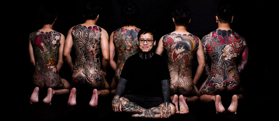 Shane Tan Tattoo